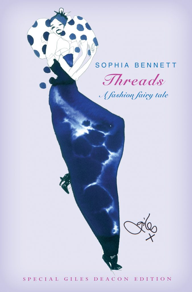 Threads The Fashion One Sophia Bennett
