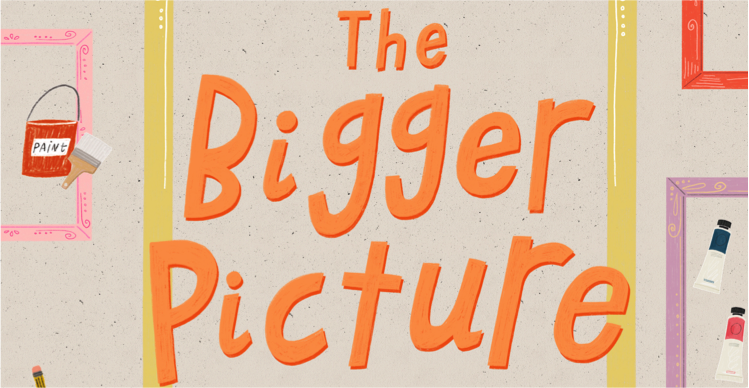 The Bigger Picture - out March 2019